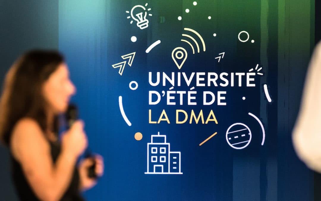 L'Université d'été de la DMA